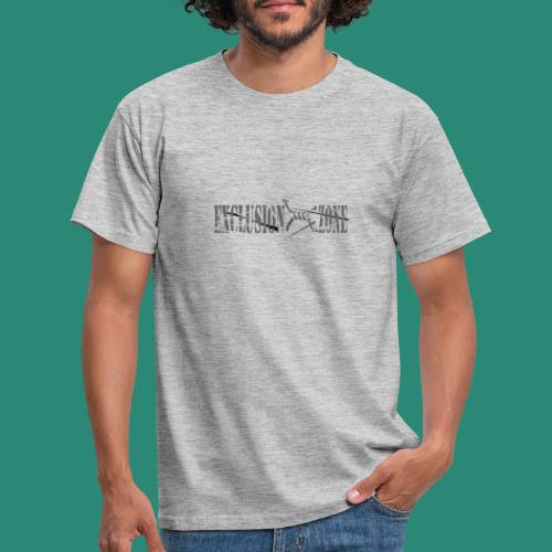 EXCLUSION ZONE - Männer T-Shirt