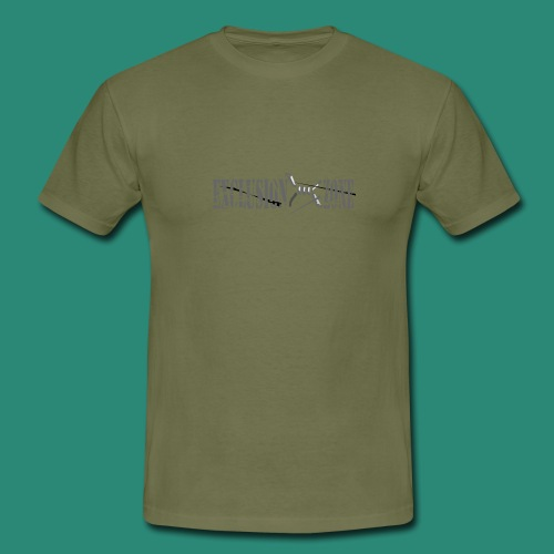 EXCLUSION ZONE - Männer T-Shirt