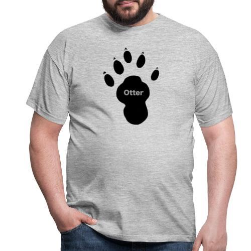 Otter Paw - Men's T-Shirt