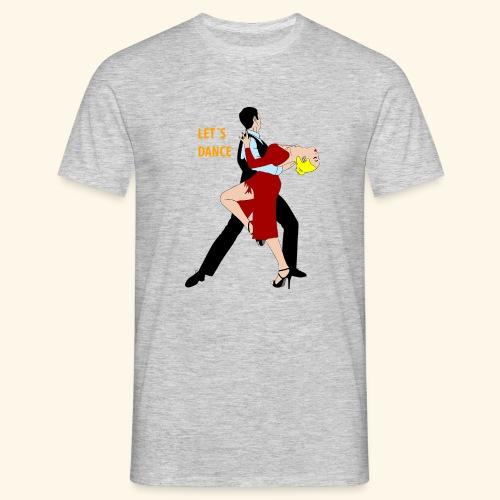 tanzendes paar - Männer T-Shirt