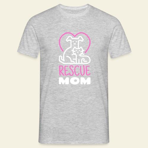 Rescue Mom - Miesten t-paita