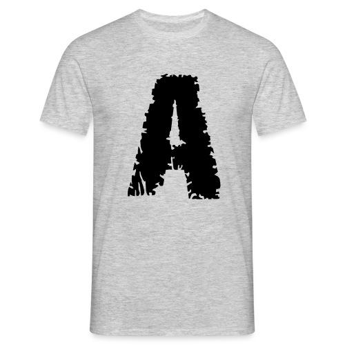 Zombie , Schriftart , - Männer T-Shirt
