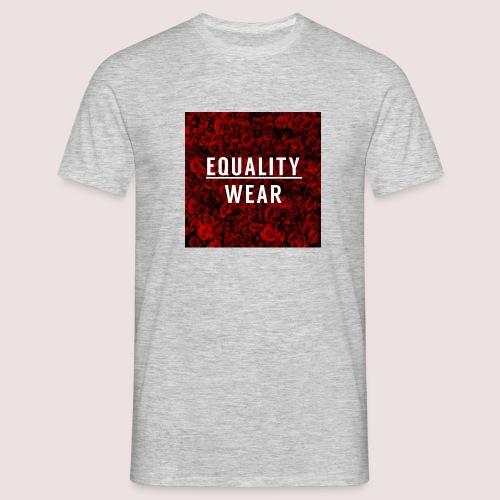 Equality Wear Rose Print Edition - Men's T-Shirt
