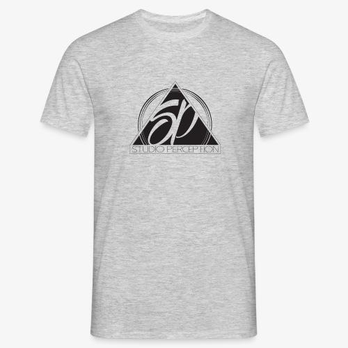 PERCEPTION LOGO CLOTHES - T-shirt Homme