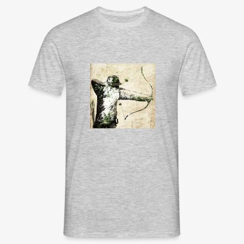 chasseur à l arc pop arc - T-shirt Homme