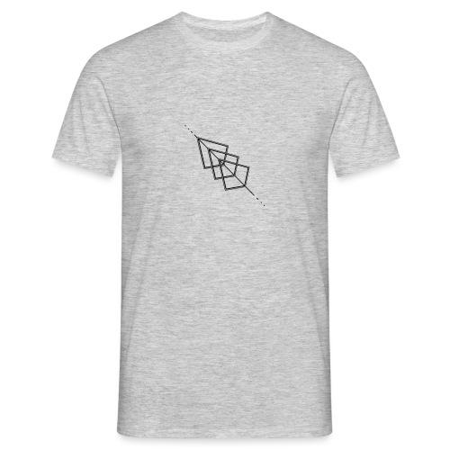 trilogic - Mannen T-shirt