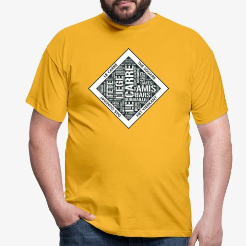 Le Carré - Liège - T-shirt Homme