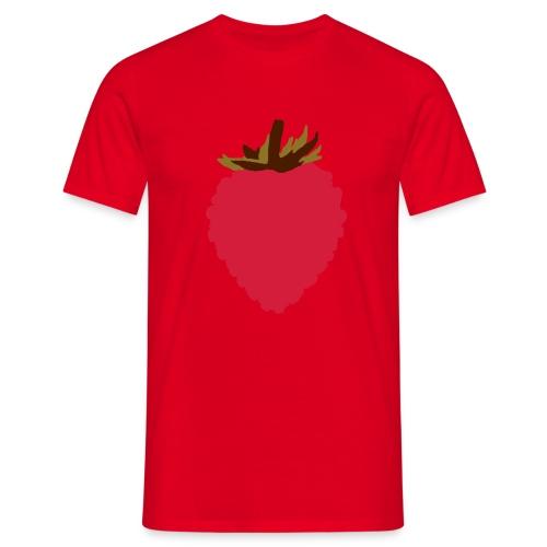 Wild Strawberry - Men's T-Shirt