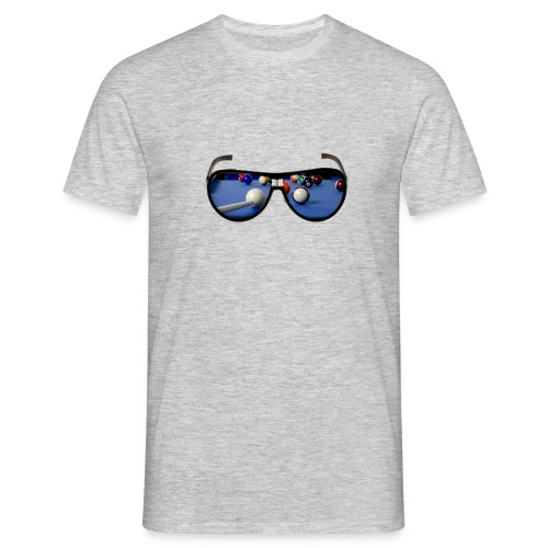 Cool Pool Shades - Men's T-Shirt