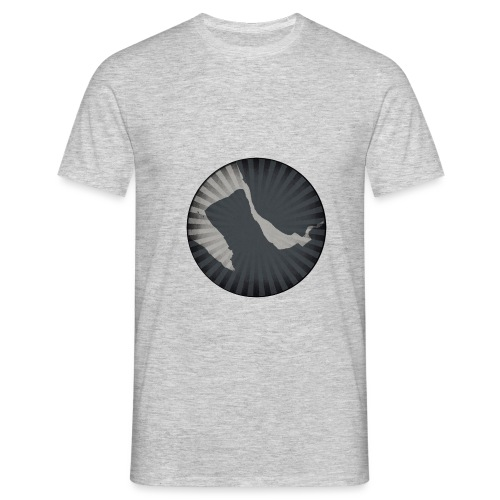 retro Wirral - Men's T-Shirt