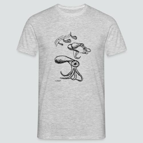 Octopussy png - Männer T-Shirt