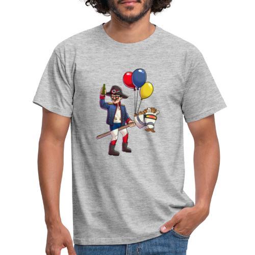 Bonn | Napoleon Bonnerparty - Männer T-Shirt