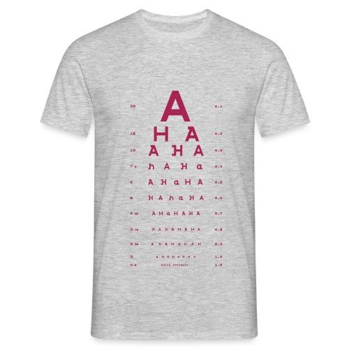 aha_3 - Maglietta da uomo