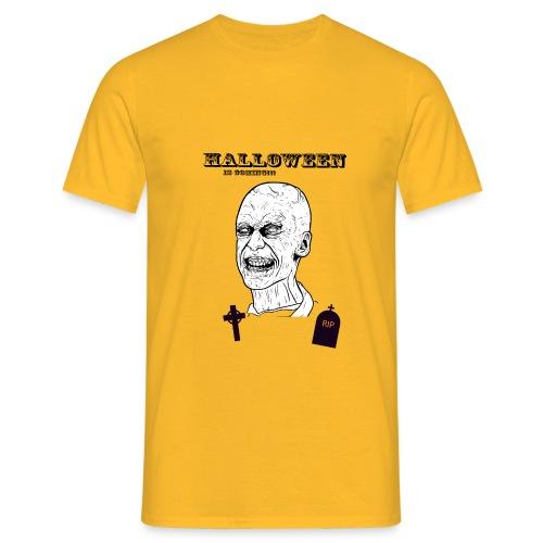 Haloween 2018 - T-shirt Homme