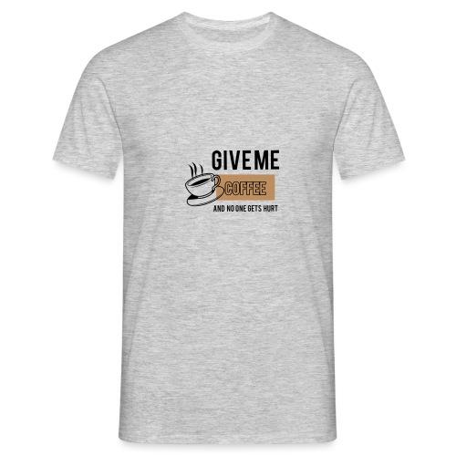 Coffee 2 - Männer T-Shirt
