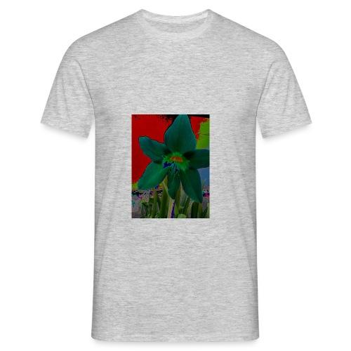lirio - Camiseta hombre