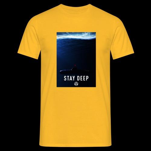 Stay Deep T-shirt - Maglietta da uomo