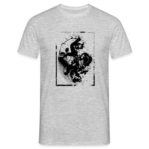abstract4a - Men's T-Shirt