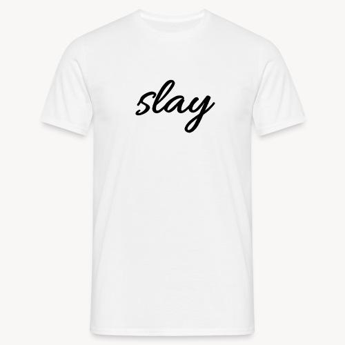 SLAY - Miesten t-paita