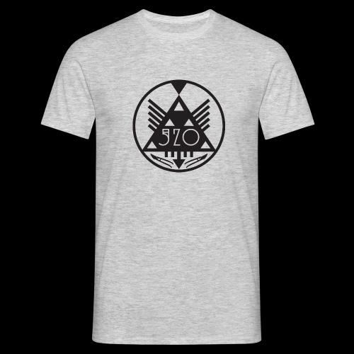 520 LOGO RUND png - T-shirt herr