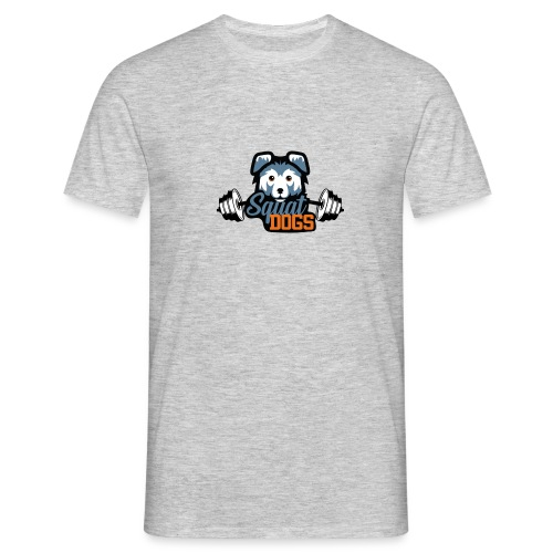 Squat - T-shirt herr