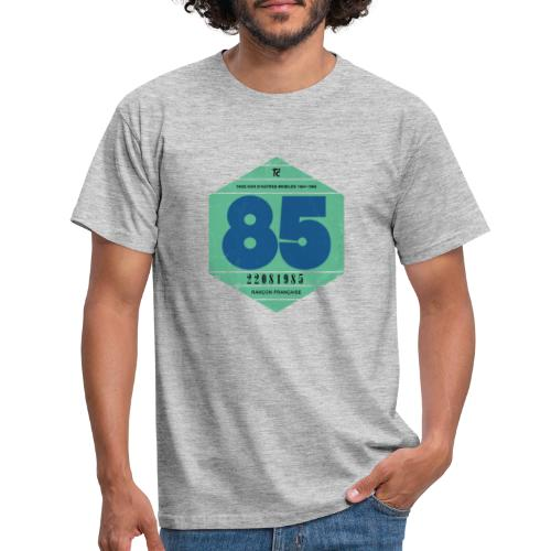 Vignette automobile 1985 - T-shirt Homme