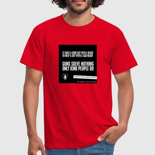 IT TAKES A GOOD GUY - Herre-T-shirt