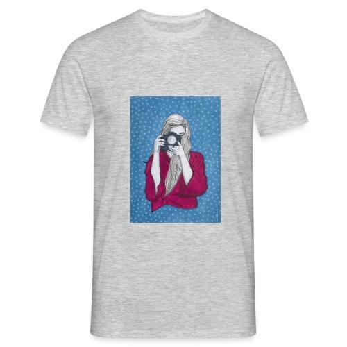 Photographer - Männer T-Shirt