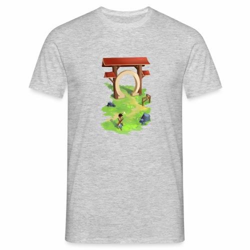 arok gate - Camiseta hombre