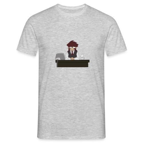 klaus tea times - T-shirt Homme