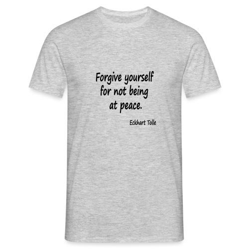 Forgive Yourself - Men's T-Shirt