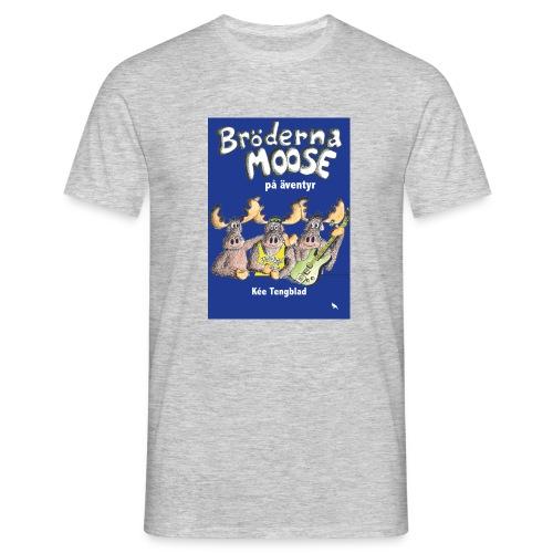 bm omslag - T-shirt herr