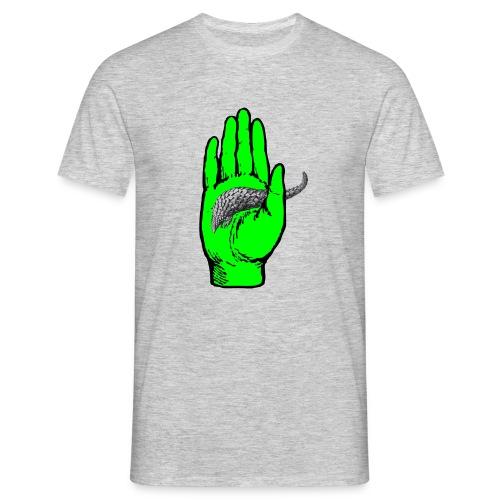 Schuppentier - Männer T-Shirt