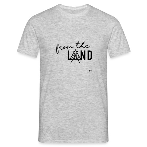 FROM THE LAND // AWEN - Men's T-Shirt
