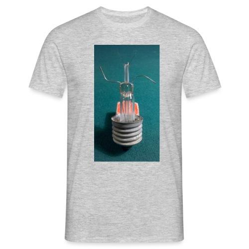 vorlage druck - Männer T-Shirt