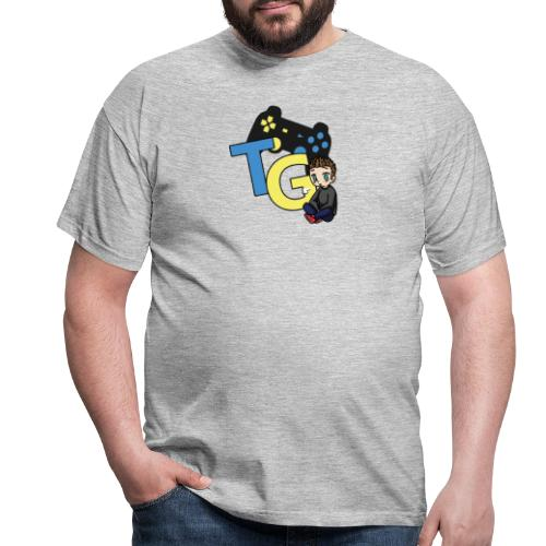 logo kanału z M@tisem - Koszulka męska