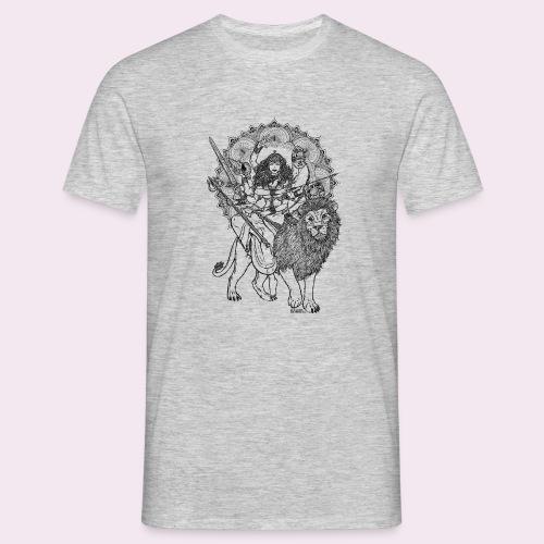 Durga - Männer T-Shirt