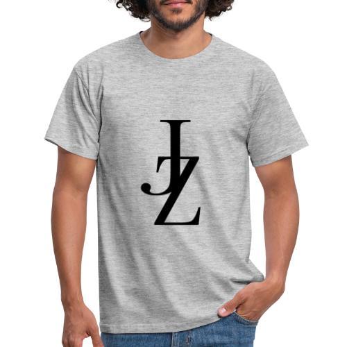 JZ Logo - Männer T-Shirt