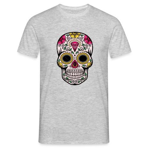 SkullBunt4 - Männer T-Shirt