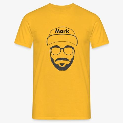 Mark - Nicht Kaddafelt - Männer T-Shirt
