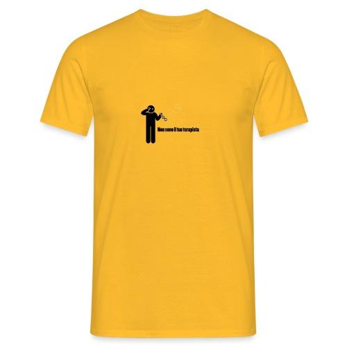Terapista - Maglietta da uomo