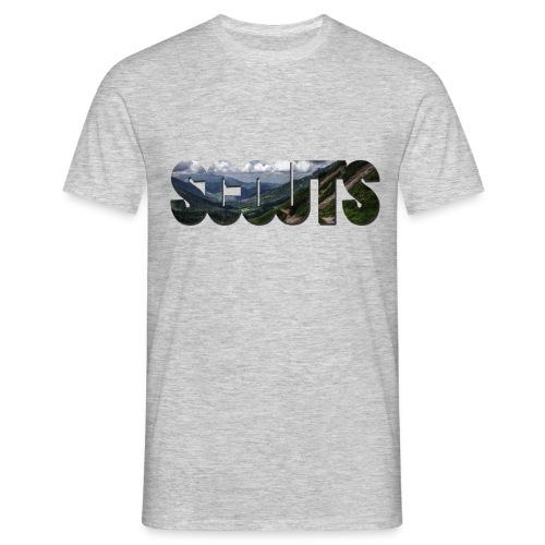 SCOUTSuntains - Männer T-Shirt