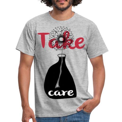 take_care - Maglietta da uomo