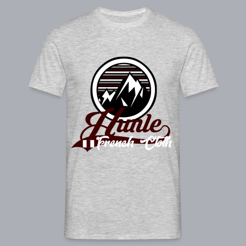 Hunle Graphic Mountain N°1 - T-shirt Homme