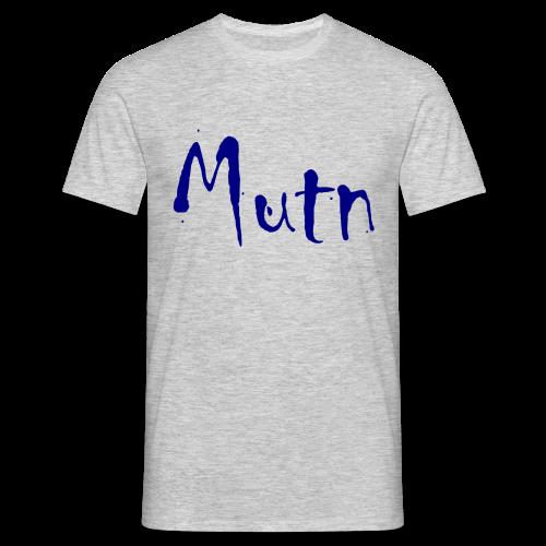 Mutn - Mannen T-shirt