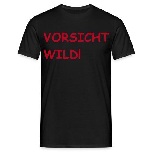 wild - Männer T-Shirt