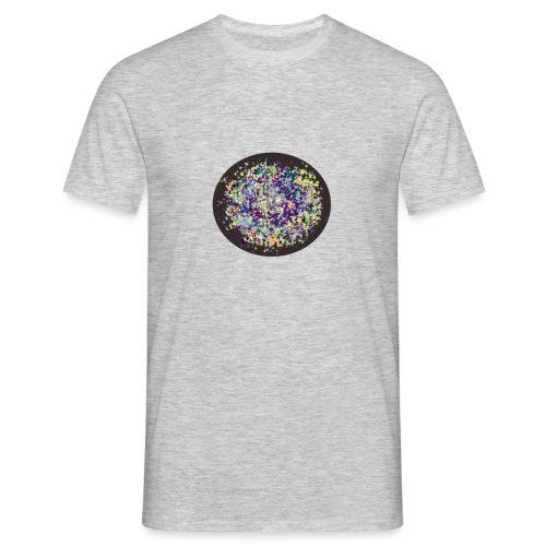 bola de color - Camiseta hombre