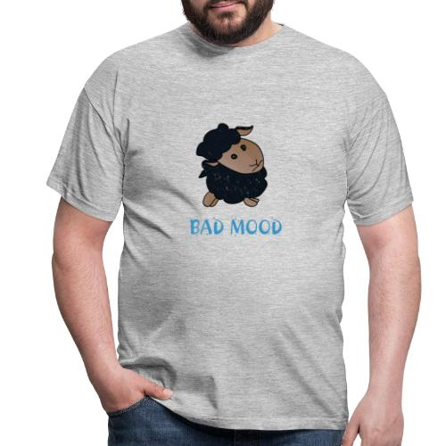 Badmood - Gaspard le petit mouton noir - T-shirt Homme