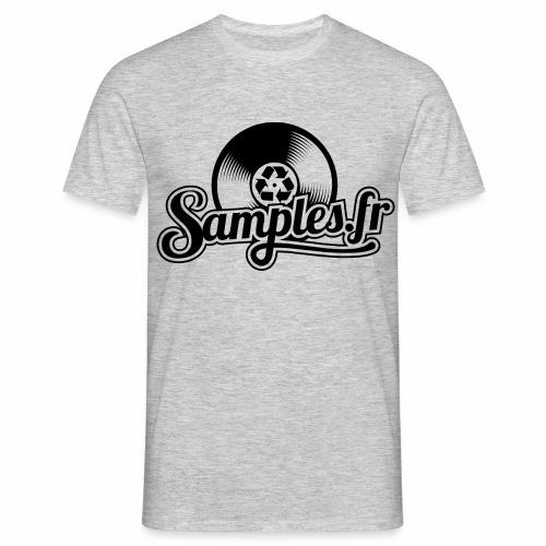 Gris / Noir (H / F) - T-shirt Homme