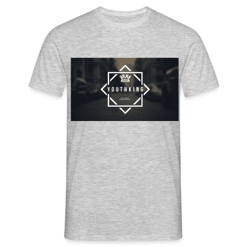 Youth King logo - Men's T-Shirt